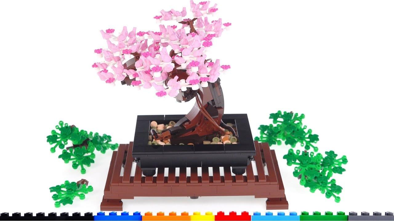LEGO Bonsai Tree reviewed